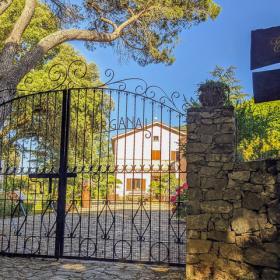 Case Marganai, sede dell'Agenzia