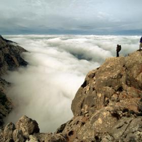 Supramonte di Oliena, punta Su Cusidore