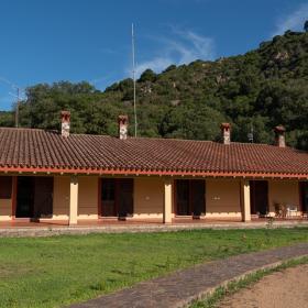 La struttura di Medau Monte Nieddu.