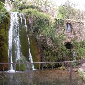 Cascate di Sadali e mulino