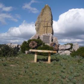 Laconi, monumento ai Quattro Aviatori