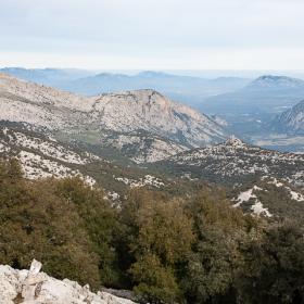 Panorama da P.ta Cateddu