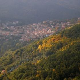 Panorama di Tonara