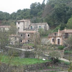 Sadali antiche case in pietra