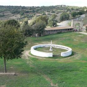 Sedilo, Santuario San Costantino