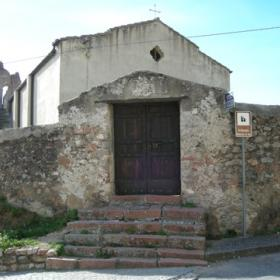 Urzulei, Chiesa di San Giorgio