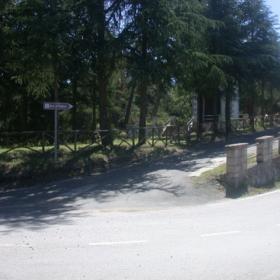Inizio del sentiero