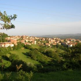 Panorama Meana Sardo