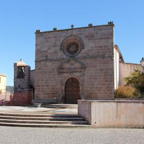 Nughedu Santa Vittoria Chiesa di San Giacomo