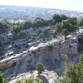 Panorama sentiero