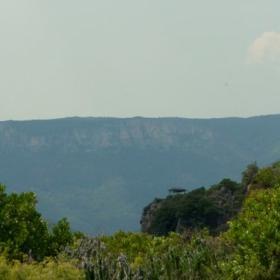Vista da Taccu e Ticci