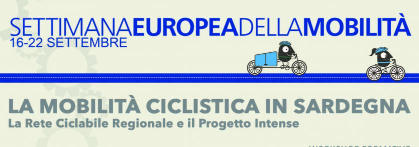 Locandina Settinana Europea della Mobilità 2018
