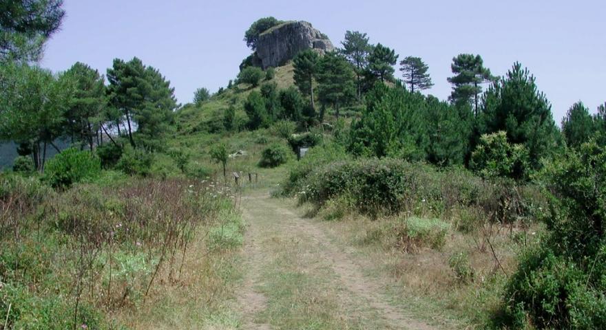 Aritzo, monumento naturale Texile (Cabiddu Giovanni)