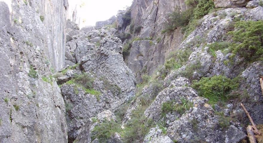 Canyon Sa Tappara e paretti di free climbing