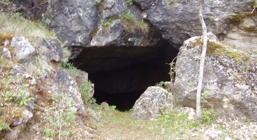 Osini, grotta Lioni