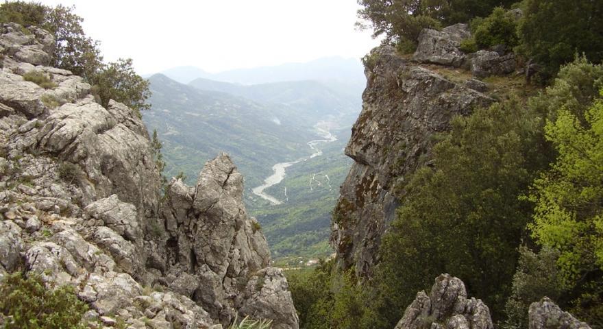 Osini, valle del Pardu