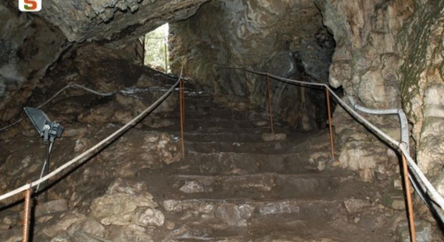 Sadali, grotte di Is Janas