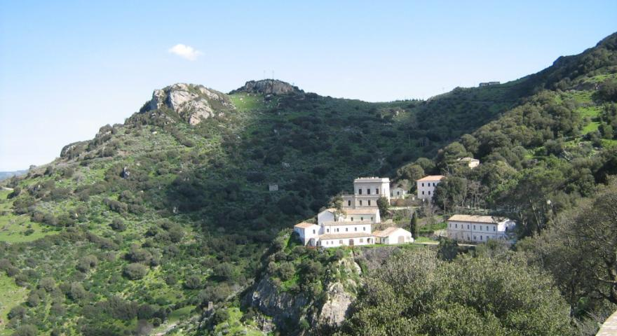 Villasalto, miniera di Su Sergiu
