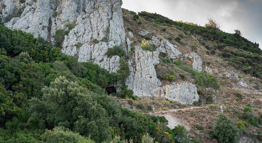 Miniera presso Monte Argentu