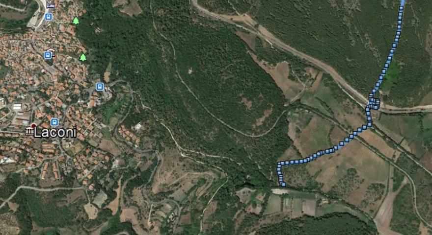 gpx su Google Earth
