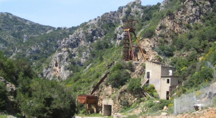 Miniera di San Luigi