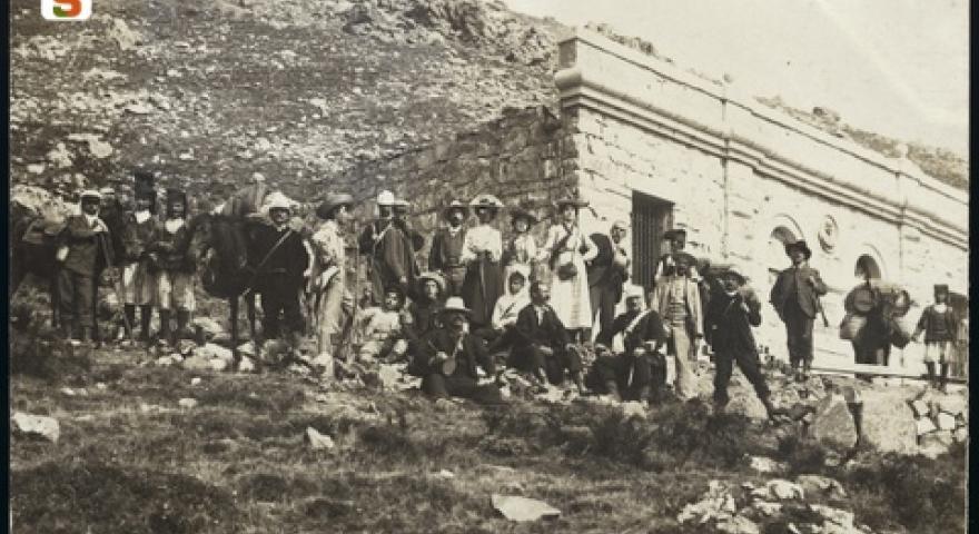 Rifugio La Marmora