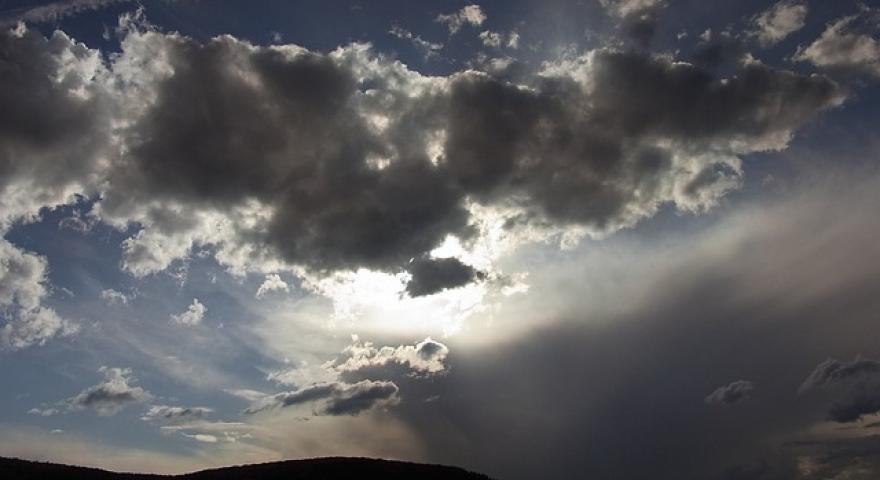 Nubi, cielo in tempesta