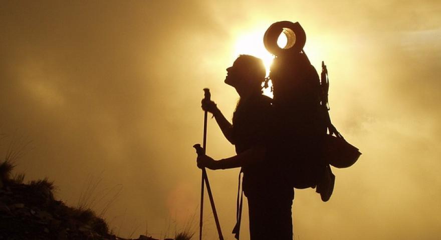 trekking e fatica