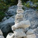 Ometti in pietra
